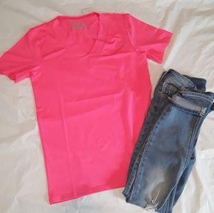 Hot Pink Crazy Train Summer Tee Shirt